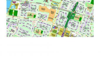 OLA Exec Condo Location Map