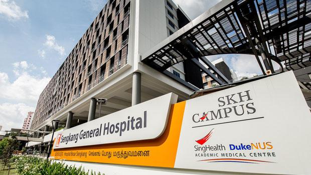 sengkangGeneralHospital