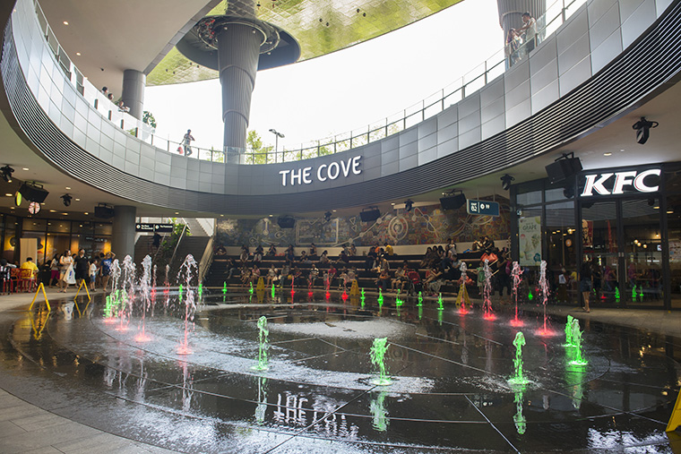 waterway point shopping mall